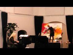 Kamerkoor Cantate Venlo 8 maart 2015 - met Jan Vayne en Miriam Vleugels - YouTube