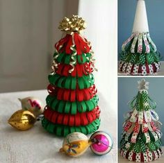 navidad arbol Christmas Crafts Pinterest Craft Christmas tree