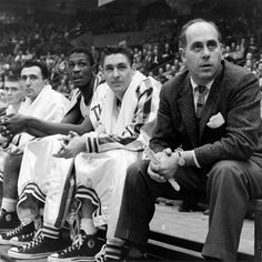 #OnThisDay 2006: Red Auerbach passes. The legendary #Celtics coach and executive was a #NBA champion every year from 1959-1969 and won 16 titles total in 29 years.  #basketball #Boston #history #sportshistory #sports #art #prints #fineartphotography