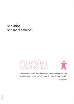 Concepto Diferencia - Afiche  By Vannino