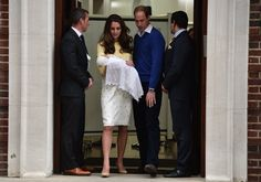 Pin for Later: Prince William and Kate Middleton Introduce Their Baby Girl!
