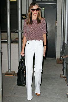 Miranda Kerr Style Pictures - Miranda Kerr Interview and Street Style - Harper's BAZAAR