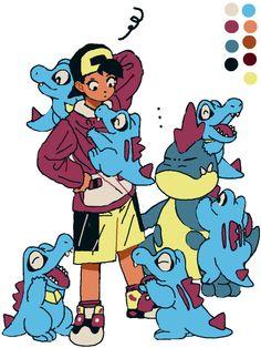 Baby Pokemon, Pokemon Oc, Pokemon Ships, Pokemon Fan Art, Cute Pokemon, Pokemon Stuff, Mudkip, Bulbasaur, Pokemon Special