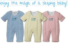 Baby Merlin's Magic Sleepsuit - This thing really is a miracle. My 5 month old who couldn't nap more than 20 minutes took at 2 hour nap with this on. Both he and hist twin sister were asleep tonight before we went out the door of their room. Amazing!