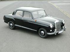 1958 Mercedes-Benz 190 W121 Bl (Ponton)