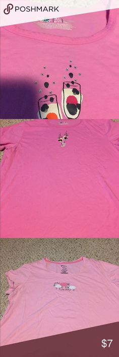 Ladies pajama tops (2) size XL Soft warm and ready to go. 2 pj tops Intimates & Sleepwear Pajamas