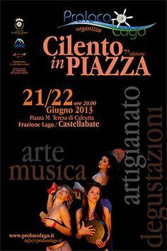 Cilento in Piazza, 7a edizione Castellabate - http://www.portarosa.it/cilento-in-piazza-7a-edizione-castellabate.html #cilento #cstellabate #italy