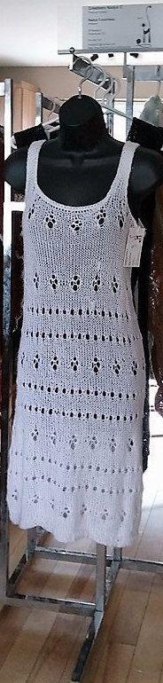 Robe cache-maillot en tricot léger par CreationsNadyaC sur Etsy