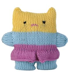 Amigurumi knit