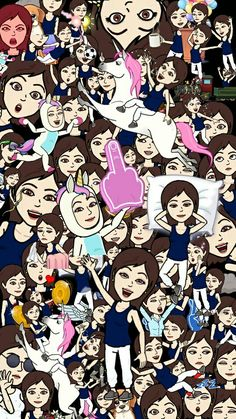 #Snapchat #bonequinho #wallpaperscute #bitmoji Bitmoji