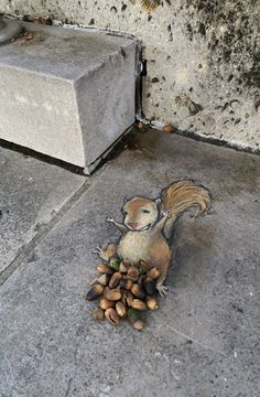 David Zinn   His work is brilliant!