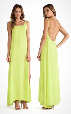 25 Maxi Dresses That Go from Day to Night via Brit + Co