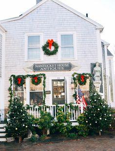 Nantucket at Christmastime