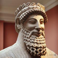 Cyprus Colossus, The British Museum, London