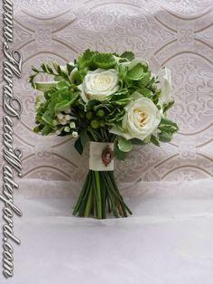 White Wedding Flowers Crooke Church Waterford. Rose, Calla, Freesia, Bouvadia Wedding Bouquet White Wedding Flowers, Church Wedding, Wedding Bouquets, Vase, Home Decor, Wedding Brooch Bouquets, Bridal Bouquets, Wedding Bouquet, Wedding Flowers