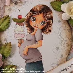 Copic Marker Benelux: Geniet van je zwangerschapsverlof!