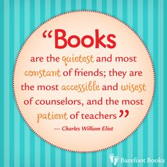 Books are friends. Who agrees?   via Barefoot Books