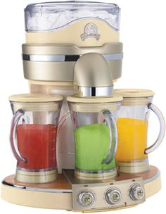 Margaritaville Tahiti Frozen Concoction Maker We've got the single one, but this would be so much more fun!