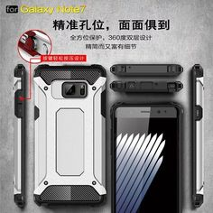 Shockproof Cases for Samsung Galaxy S7 S5 S6 J5 J7 A3 A5 A7 2016 S7edge Active for Samsung Note7 Armor Case Clip Holster Case