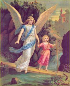 2 de outubro - Dia do Anjo da Guarda - Ave Luz