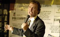 'Don't learn from other people's mistakes. That's the worst advice you could ever get. Other people are f--king morons. Wrestling's the number one show on cable television. You're gonna learn from their mistakes?' Doug Stanhope (March 25 1967-)