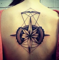 some kind of compass rose?