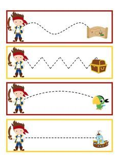 **Fine motor activity while students are waiting their turn** Preschool Printables: Pirate Also alphabetical list of tons of other preschool themed printables. Preschool Printables, Preschool Themes, Preschool Lessons, Preschool Learning, Fun Learning, Preschool Activities, Preschool Classroom, Classroom Themes, Teaching