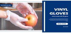 latex glove, vinyl glove, nitrile glove, disposable gloves News Information - Pidegree Medical Latex Allergy, Food Handling, Disposable Gloves, Latex Gloves, Allergy Free, Raw Materials, Latex Free, Allergies, Medical