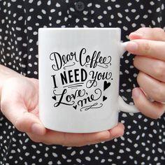 We need you, coffee! #MrCoffee
