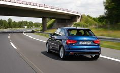 Audi A1 blue …Could you be mine?
