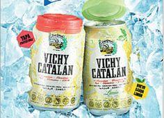 El Grupo Vichy Catalán presentó ayer una novedad absoluta en el mercado nacional de las aguas minerales: el Vichy Catalán en lata. Con este lanzamiento, Vichy Catalán se convierte en la única marca del país que envasa agua mineral natural carbónica en este formato.