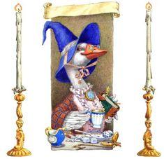 Иллюстрации к детским книгам Ольги и Алексея Ивановых