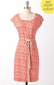 Dresses: Affordable Fashion with Down East Basics Dresses @Marci Cloughley Basics #SpringStyle