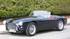 1957 A C Ace , Not Yet A Shelby Cobra.