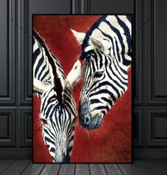 Zebra Animal Nordic Abstract Wall Pictures for Living Room Art Decoration Pictures Scandinavian Canvas Painting Prints No Frame Zebra Painting, Zebra Art, Painting Prints, Canvas Picture Walls, Wall Canvas, Wall Art Pictures, Canvas Pictures, Zebra Kunst, Decorating With Pictures