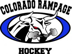 Colorado Rampage (Monument, Colorado), Rocky Mountain Junior Hockey League,  #ColoradoRampage #MonumentColorado #RMJHL (L18407)