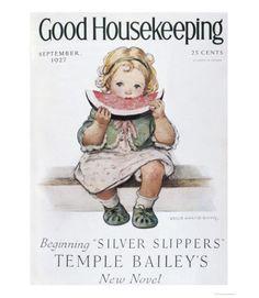 Good Housekeeping magazine, September 1927 Buy Good Housekeeping covers