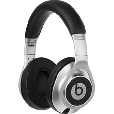 Beats by Dre Beats Executive High-Definition Headphone ($240) ❤ liked on Polyvore featuring headphones, accessories, tech, electronics and music