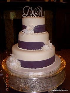8 tier wedding cake design wedding cakes three tier fondant navy blue fondant 10519