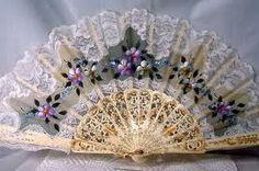 The most beautiful vintage fan.