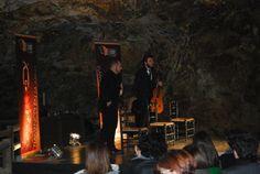 Jeromo Segura (Ganador Lámpara Minera 2013 en Festival Internacional del Cante de Las Minas de La Unión -Murcia)