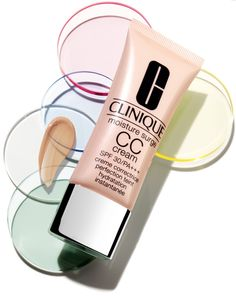 Clinique CC Cream (Color Correcting) - can't wait to try this