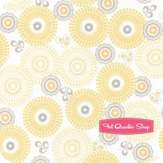 Willow Yellow Main Yardage SKU# C3070-YELLOW