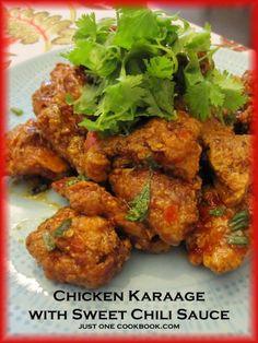 Chicken (Deep Fry) Karaage