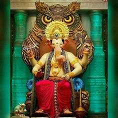India - Culture and Festivals Shri Ganesh, Ganesha Art, Lord Ganesha, Ganesha Painting, Ganesha Pictures, Ganesh Images, Android Wallpaper Girl, Hd Wallpaper, Ganesh Wallpaper
