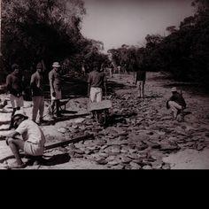 Robben Island group of prisoners - Nelson Mandela Centre of Memory