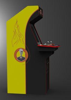 Raspberry PI - Arcade Cabinet