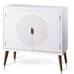 White Storage Cabinets, Wood Storage, Sofa End Tables, Transitional Decor, Living Room Furniture, Dining Rooms, Wood Cabinets, Bedroom Storage, Panel Doors