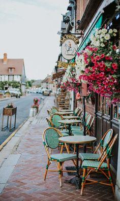 Beuvron-en-Auge, Normandie France
