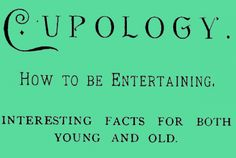 How to Be Entertaining: 10 Simple Instructions from 1904 | Mental Floss